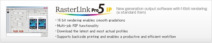RasterLink Pro5 IP