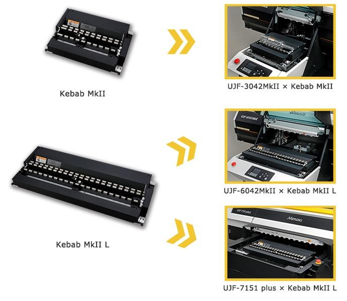 Compatible printer model