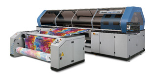 Tiger-1800B MkIII: Direct-to-textile model