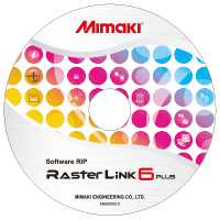 RasterLink6Plus CD