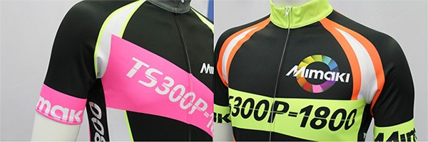 Uniform (the fluorescent pink and the fluorescent yellow are applied.)