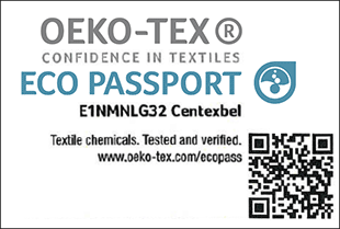 [ECO PASSPORT] Certification label No. E1NMNLG32