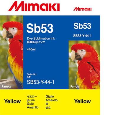 SB53-Y-44 Sb53 Yellow