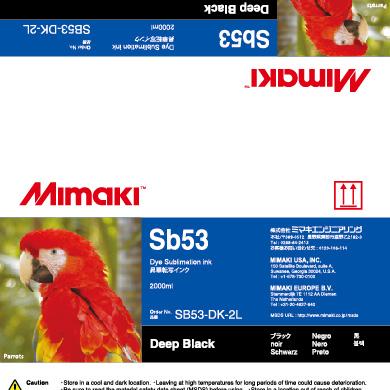 SB53-DK-2L Sb53 Deep Black