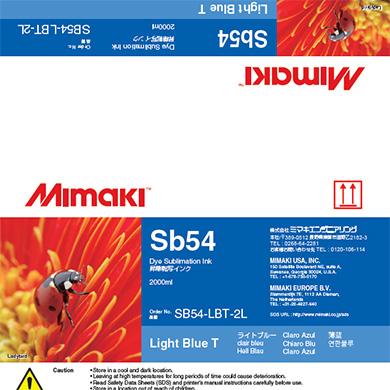 SB54-LBT-2L Sb54 Light Blue T