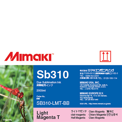 SB310-LMT-BB Sb310 Light Magenta