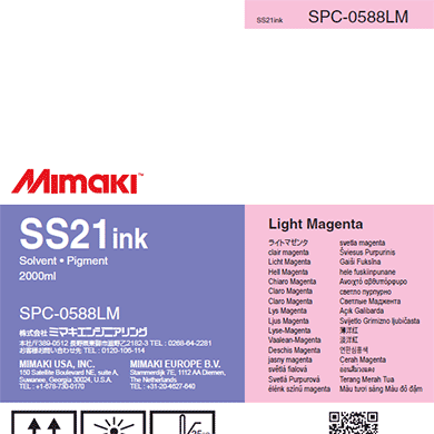 SPC-0588LM SS21 Light Magenta