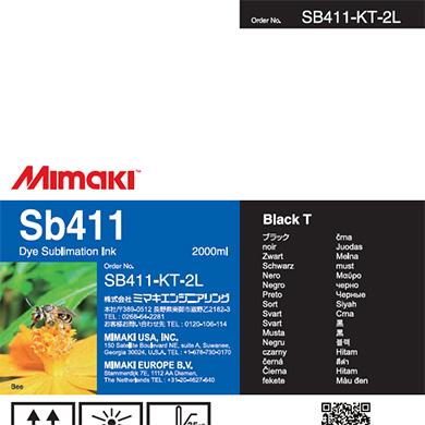 SB411-KT-2L Sb411 Black T