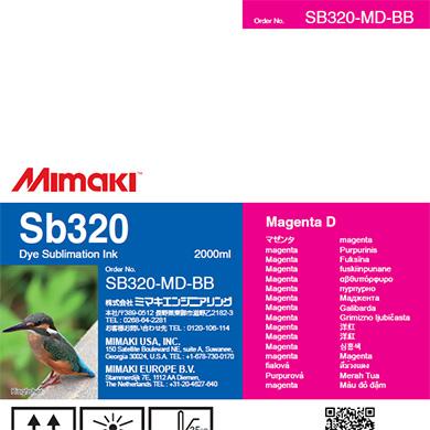SB320-MD-BB Sb320 Magenta D
