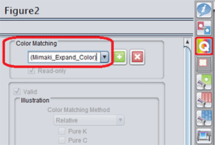 Figure 2: Mimaki_Expand_Color