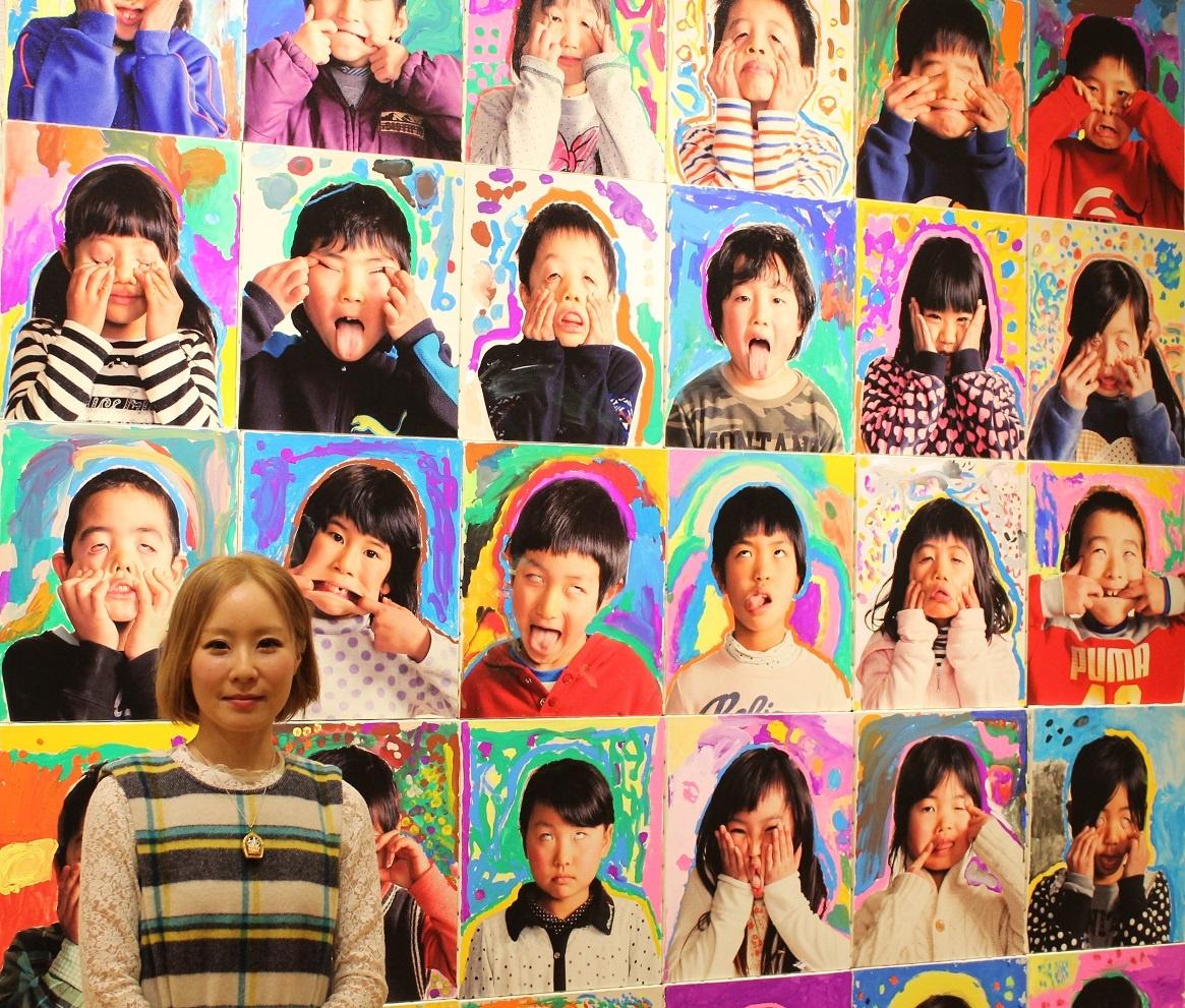 """Chihiro Koshi Exhibition"" Special Lesson Appupu Project"