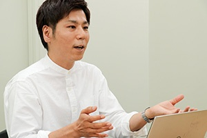 General manager, CEO's office, Akira Kawada