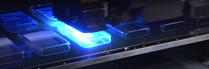 Shifting from Screen printing to UV inkjet printing